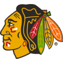 1990 Chicago Blackhawks Logo