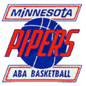 1969 Minnesota Pipers Logo