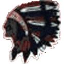 1950 Tri-Cities Blackhawks Logo