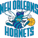 2008 New Orleans Hornets Logo