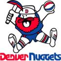 1975 Denver Nuggets Logo