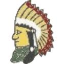 1933 Cleveland Indians Logo