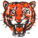 1957 Detroit Tigers Logo