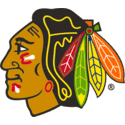 1999 Chicago Blackhawks Logo