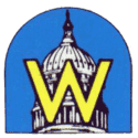 1954 Washington Senators Logo