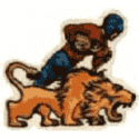 1953 Detroit Lions Logo