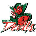 Mississippi Valley State</span> <span>Delta Devils Logo