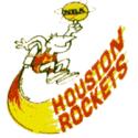 1972 Houston Rockets Logo