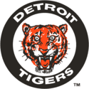 1961 Detroit Tigers Logo