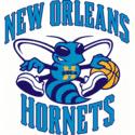 2009 New Orleans Hornets Logo