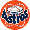 1987 Houston Astros Logo