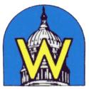 1954 Washington Senators Logo
