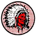 1945 Cleveland Indians Logo