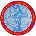 1909 Philadelphia Phillies Logo