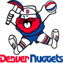 1981 Denver Nuggets Logo