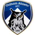 Oldham Athletic Club Crest