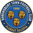 Shrewsbury Town Club Crest