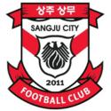 Sangju Sangmu Club Crest