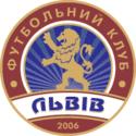 FK L'viv Club Crest