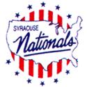 1950 Syracuse Nationals Logo