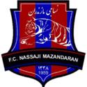Nassaji Mazandaran Club Crest