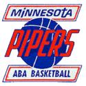 1969 Minnesota Pipers Logo
