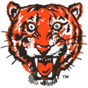1957 Detroit Tigers Logo