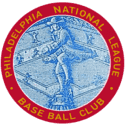 1910 Philadelphia Phillies Logo