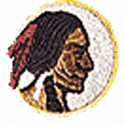 1951 Washington Redskins Logo