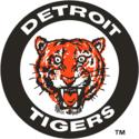 1961 Detroit Tigers Logo