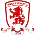 Middlesbrough Club Crest