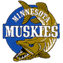1968 Minnesota Muskies Logo