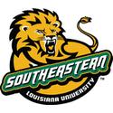 Southeastern Louisiana Lions Logo