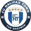 FC Halifax Town Club Crest