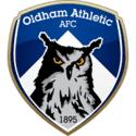 Oldham Athletic Club Crest