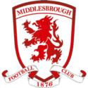 Middlesbrough Club Crest