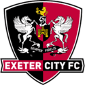 Exeter City Club Crest