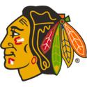 1990 Chicago Blackhawks Logo