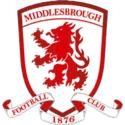 Middlesbrough U23 Club Crest