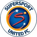 SuperSport United Club Crest