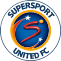 SuperSport United Club Crest