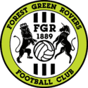 Forest Green Rovers Club Crest