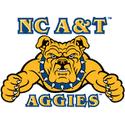 North Carolina A&T Aggies Logo