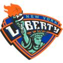 w New York Liberty Logo