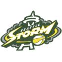 w Seattle Storm Logo