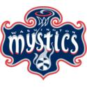 w Washington Mystics Logo
