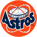 1987 Houston Astros Logo