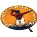 1945 New York Giants Logo