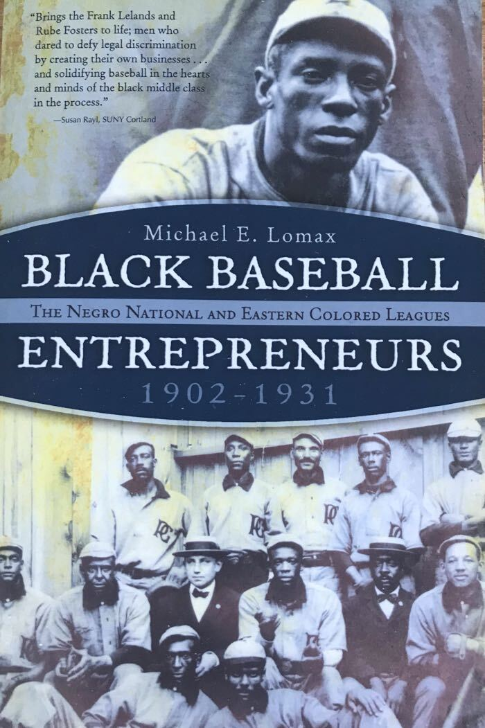 Cover of Black Baseball Entrepreneurs: Operating by Any Means Necessary, 1860–1901