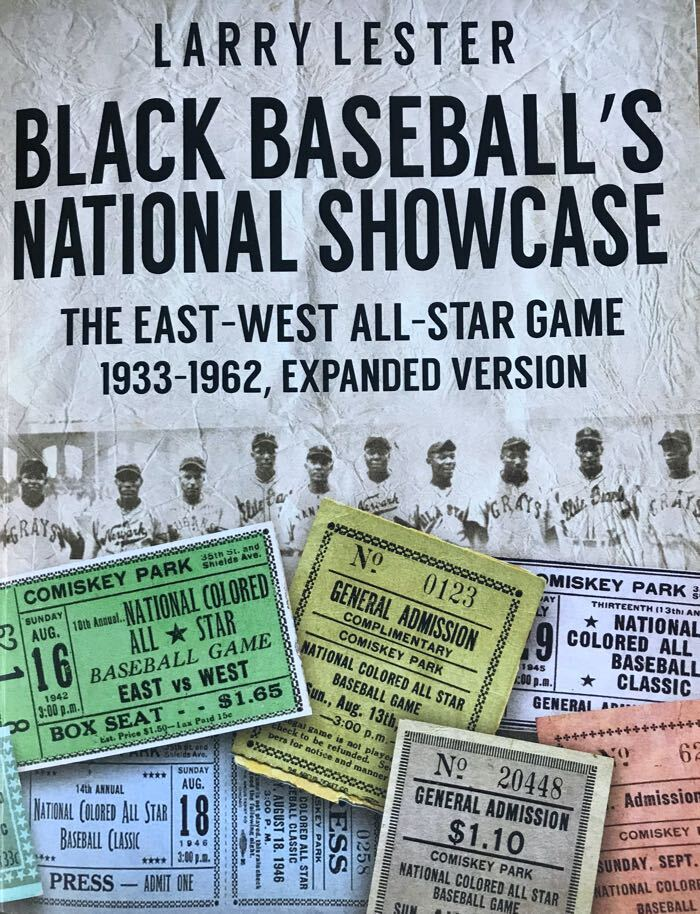 Cover of Black Baseball's National Showcase: The East-West All-Star Game